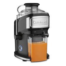 Cuisinart CJE500U Compact 500ml Fruit & Vegetable Juice Extractor in Black