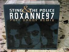 STING & THE POLICE-ROXANNE 97-PUFF DADDYRMIX-SIGILLATO