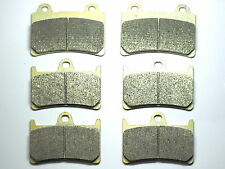 Brake Pads For Yamaha Brakes Front Rear 2006 XV 1700 Road Star XV1700 Free Ship