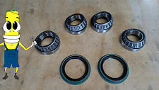 Front Wheel Bearing and Seal Set for Ford Explorer 1991-1994 4WD 4x4