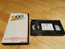 Now Thats What I Call Music 9  VHS Video Tape 1987 - Simply Red, UB40 Cummunards