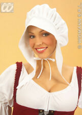 Bonnet Hat for Middle Ages Medieval Fancy Dress Accessory