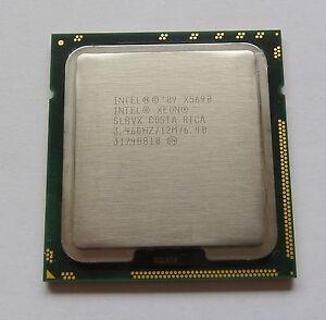 Intel Xeon X5690 3.46GHz SLBVX 12MB 6-Core LGA1366 Processor CPU
