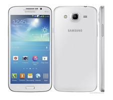 Débloqué Téléphone Samsung Galaxy Mega 5.8 GT-I9152 8GB Dual SIM GPS NFC - Blanc