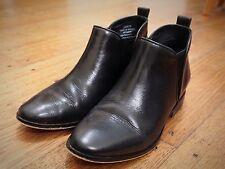 Wittner Jonte Black Ankle Boots Size 36