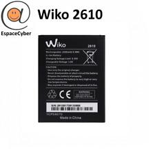 Batterie Wiko 2610 Jerry 2 / Jerry 3 - 2500 mAh