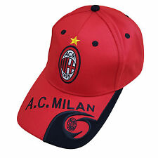 Fußballverein AC Milan Baseball unisex Kappe und bronze Schlüsselanhänger