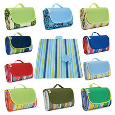 Oversized Waterproof Foldable Outdoor Camping Picnic Mat Beach Mountain Blankets