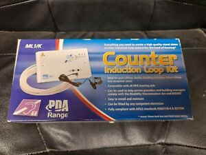 PDA Range ML1/K Counter Induction Loop Kit