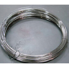 "5/64""2mm Stainless steel bright hard steel wire Spring Wire 100feet"