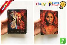 X-Men Dark Phoenix Magnet lenticular cover Flip effect for Steelbook