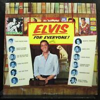 Elvis Presley - Elvis For Everyone! LP VG+ LSP-3450 RCA 1970's USA Vinyl Record