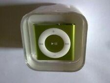 Apple iPod Shuffle 4th Gen Green, 2GB, MC753LL/A (Worldwide Shipping)