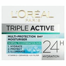 L'Oreal Triple Active Multi-Protection Day Moisturiser Normal/Combi Skin - 50ml