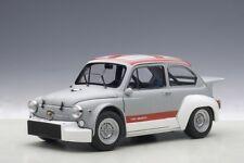 Autoart 72641 - 1/18 Fiat Abarth Tcr 1000 1970 - Matt Grey / Red Stripes - Neu