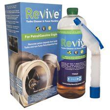 Revive Petrol Turbo Cleaner Starter Kit Turbo Cleaner & Power Restorer 750ml