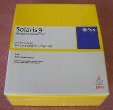 Sun Microsystems Solaris 9 Operating Environment SPARC Platform Edition New