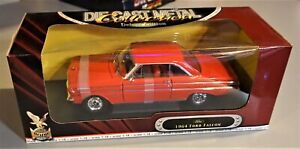 1964 Ford Falcon Red Road Signature 1/18 Diecast New In Box.