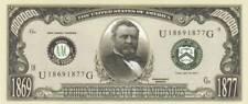 Bankbiljet billet Amerikaanse presidenten - 18 - Ulysses Grant 1869/1877
