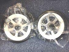 Quinny Moodd 2x Wheel Back Rear Wheel White Limited