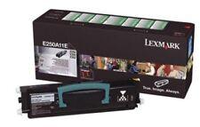 Cartuchos de tóner de impresora negra original Para Lexmark