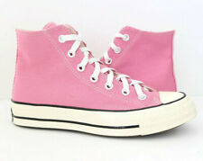 CONVERSE CHUCK TAYLOR 70 PINK CANVAS HIGH TOP SNEAKERS SZ.6M 8W! ALL STARS!