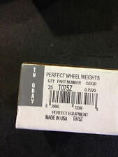 PERFECT EQUIPMENT TZ SERIES COATED TIRE WHEEL WEIGHTS -T075Z