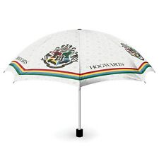 Harry Potter Umbrella Brand New Officially Licensed Hogwarts Strip Wizard Magic