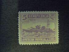 SPAIN - SPANISH CIVIL WAR CADIZ 5cts USED