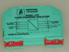 PEPPERL+FUCHS KHD2-LPI LOOP POWERED ISOLATOR *USED*