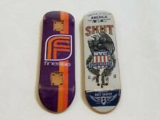 SHUT NYC and Finesse Tech Decks Spin Master Deck Only