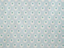 0,5 Stoff Baumwolle Muster türkis aqua ♥ Mathilda´s