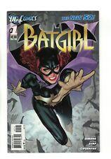 Batgirl Vol. 4 -#1 | 3rd Print | Adam Hughes | The New 52! | DC Comics - 2011