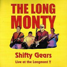 Live at the Longmont Y by Shifty Gears (CD, 2006)