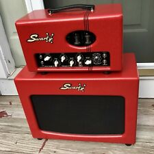Swart Atomic Space Tone MkII AST Master Head &Cab Amplifier