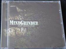 MindGrinder - Riot Detonator NEW CD SCUM ZYKLON THE WRETCHED END SOURCE OF TIDE