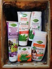 Christmas hamper, gift for men and women Bione Vegan Cosmetics Hemp Natural