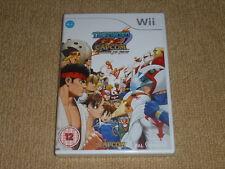 Tatsonako vs Capcom - Nintendo Wii (New and Sealed)