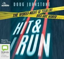 Doug JOHNSTONE / HIT and RUN      [ Audiobook ]