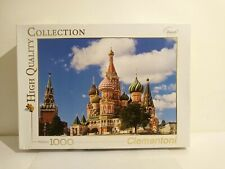 Clementoni 1000 Pc Jigsaw Puzzle Moscow Travel Puzzle