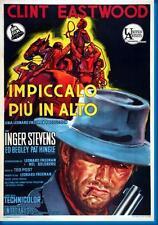 Hang Em High Italian Movie Poster24in x 36in