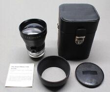 Schneider Retina Tele Xenar 200mm f/4.8 DKL Mount Manual Focus Prime Lens
