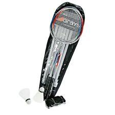 Grays 4 Player Badminton Combo Set | 4 Racquets, Bag, Net, Poles & Shuttlecocks!