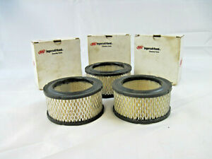 3 4X2 Ingersoll Rand Air Compressor Filters with Original Boxes MPN 32170979