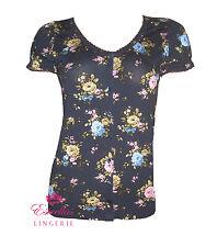 """~* Vive Maria """" Majestic Rose """" Cardigan Shirt blue NEU Gr.S Rosen Landhaus *~"""