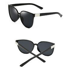 2018 Fashion Women Retro Cat Eye Sunglasses Classic Oversized Vintage Shades