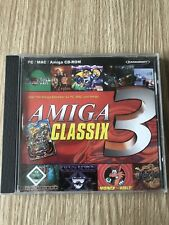 AMIGA CLASSIX 3 PC MAC AMIGA CD ROM 100 JEUX RARE
