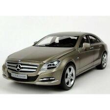 1:18 MERCEDES-BENZ CLS-CLASS 2011 - Manganit Grey Shape NOREV MODEL CAR DIECAST