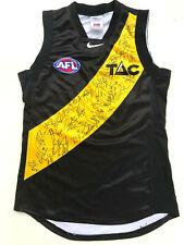 RICHMOND TIGERS AFL 2001 JUMPER Home Team Nike TAC Size L