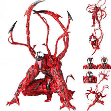 PVC Yamaguchi Marvel Carnage Red Venom Action Figure Model Toy Gifts Collection